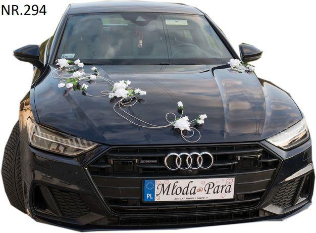 Przybranie samochodu-dekoracje na samochód-auto-dekoracja-ozdoby