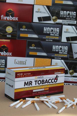 Гильзы для сигарет 550 MR TOBACCO