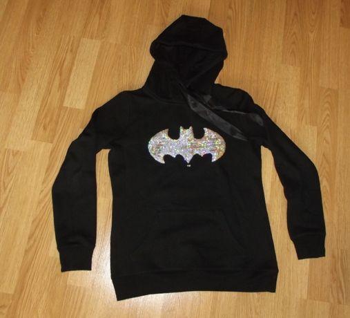 bluza dziewczęca 152-158 Batman Cropp