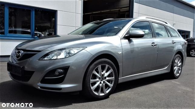 Mazda 6 2.0i 155KM Bezwypadkowy 98tkm oryginał
