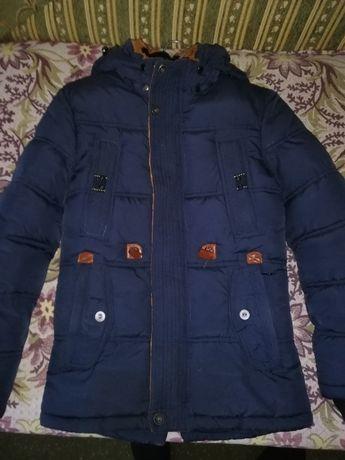Зимня куртка на хлопчика