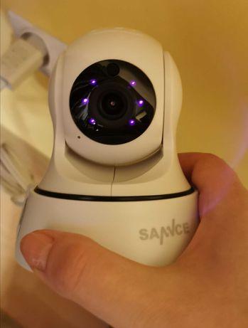 Sannce kamera bezprzewodowa Wi-Fi niania full HD