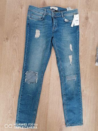 Nowe jeansy pimke 38