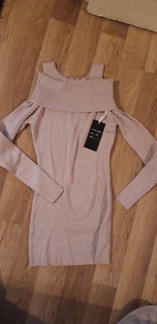 Modna sukienka, nowa