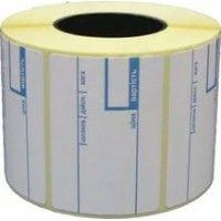 Этикетка 58х40х700 термоэтикетка ЕКО сетка Етикетка стикера