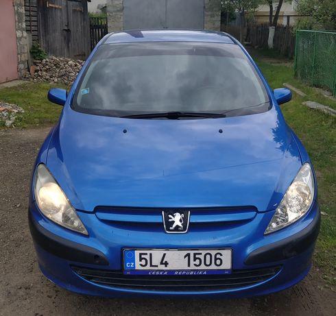 Пежо 307, Peugeot 307