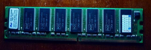 Оперативная память (ОЗУ) ddr -333 256 +500 МВ