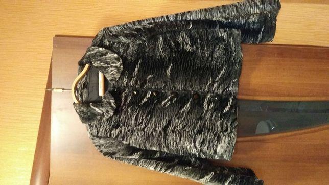 Жакет из мягкой ткани