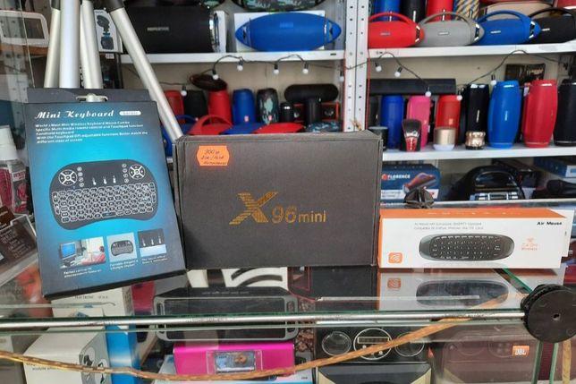 Android Smart TV Box приставка X 96 mini 2/16 gb, Х 96 max 4/32 gb