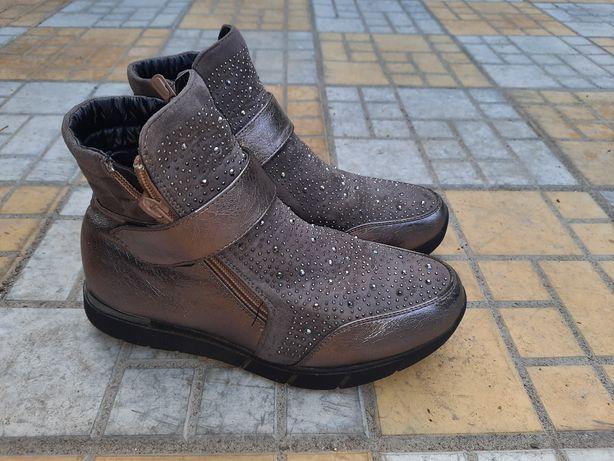 Ботинки Башили 37р.