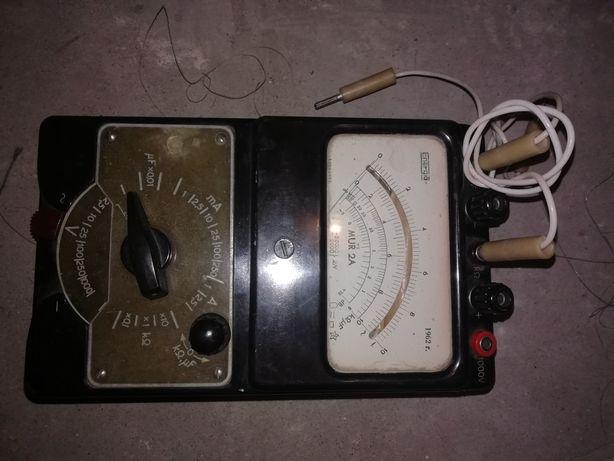 Stary Miernik MUR multimetr