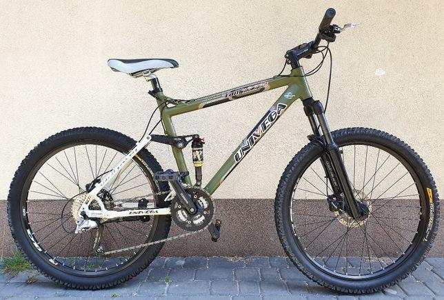 """Rower UNIVEGA RAM ES-930 50cm 26"""" Deore XT MTB"""