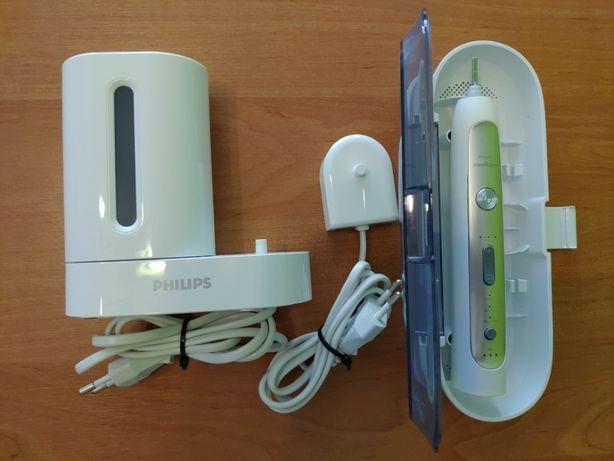 Philips Sonicare FlexCare HX9142 z ładowarką UV