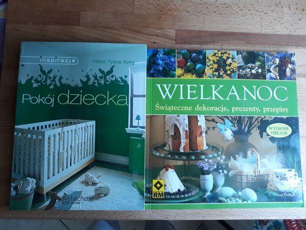 Książki inspiracje Wielkanoc i dom