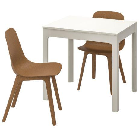 Krzesła Odger z IKEI, wygodne, ładne i niezniszczalne!