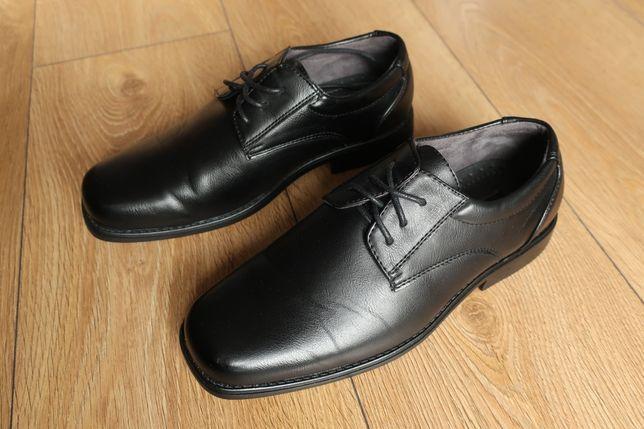 eleganckie komunijne półbuty wizytowe * buty komunia itp. * r. 36