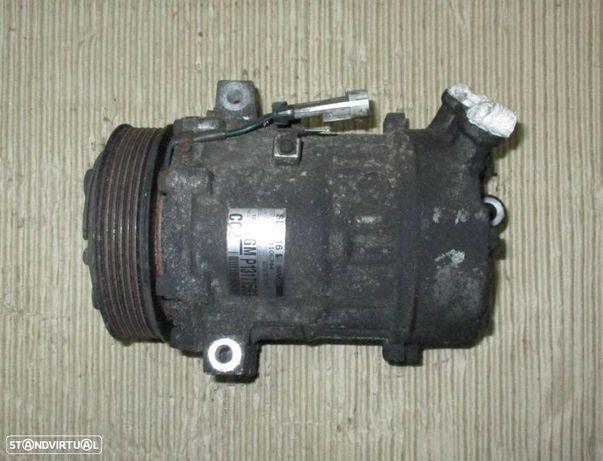 Compressor de ac para Saab 9-3 1.9 Tid (2007) Sanden P13171593 SD7V16 SD7VDH