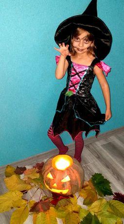 Платье нарядное для девочки на Хелоуин