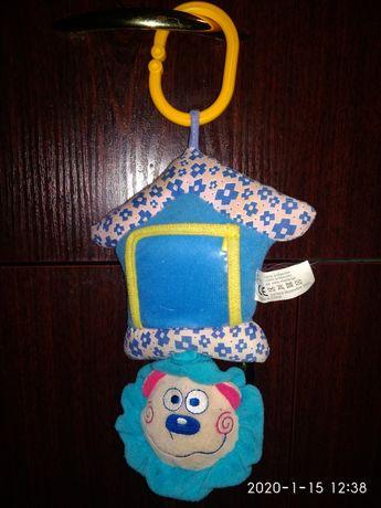 Мобиль Мягкий игрушка для малышей .