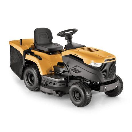 Nowość Stiga Estate 2398HW 2-cylindrowy traktor mocna kosiarka +kosz