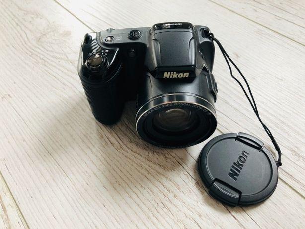 Aparat Nikon Coolpic L810 czarny