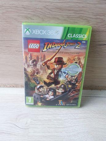 LEGO Indiana Jones 2 Xbox 360 Xbox One Xbox Series X gra dla dzieci