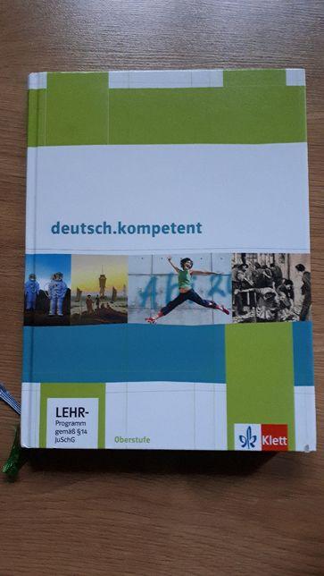 deutsch.kompetent podręcznik z CD, Obrestufe J.niemiecki DOWÓZ GRATIS