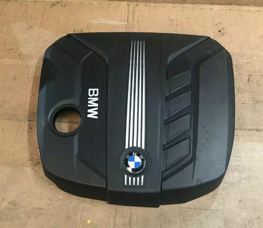 Bmw f10 f11 520d tampa do motor e filtro de ar.
