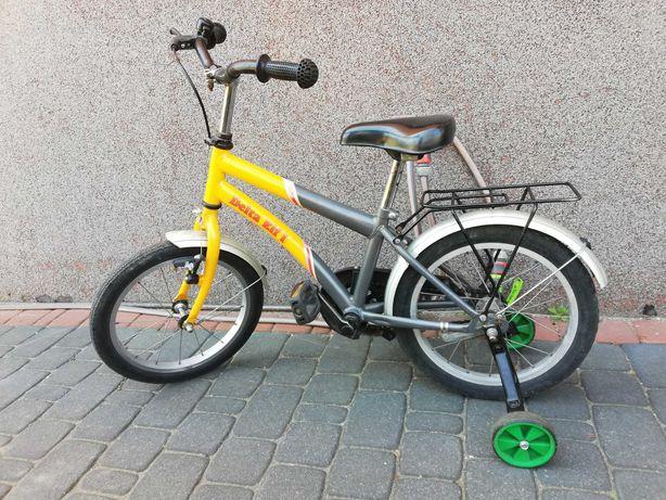 Rower 16 cali dziecięcy