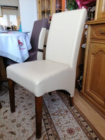 Krzesła do salonu/jadalni 6 szt.