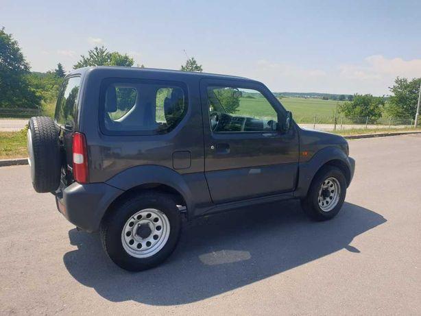 Suzuki Jimmy - benzyna - 4x4 - I właściciel !