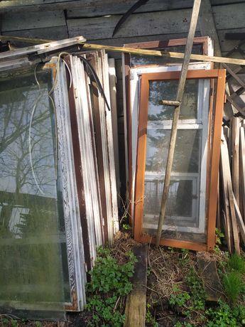 Oddam skrzydła okien drewnianych