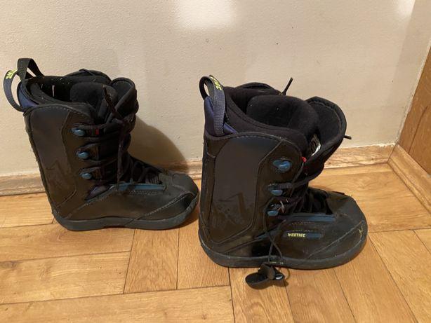 Buty snowbordowe  rozm. 32