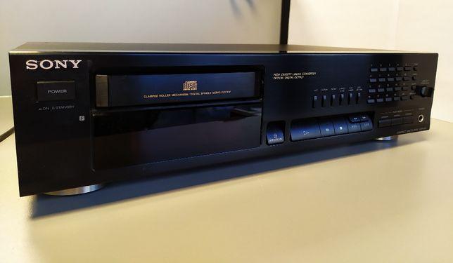 Odtwarzacz CD Sony CDP-415 - stan idealny, domowa kolekcja