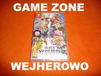 Super Smash Bros Ultimate Nintendo SWITCH = Wejherowo