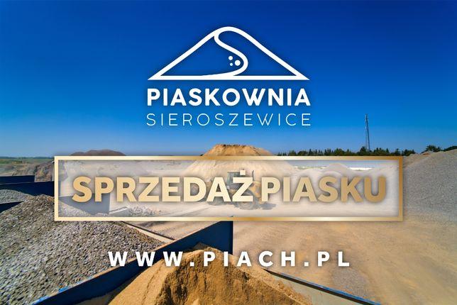 Piasek, piach, pospółka - Piaskownia Sieroszewice