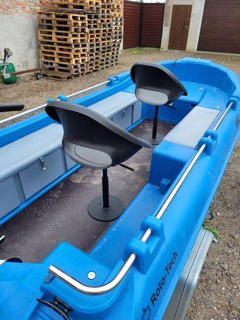 łodzie KONTRA  z polietylenu wędkarskie