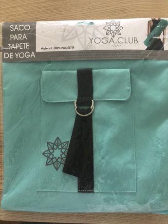 Saco para tapete de yoga