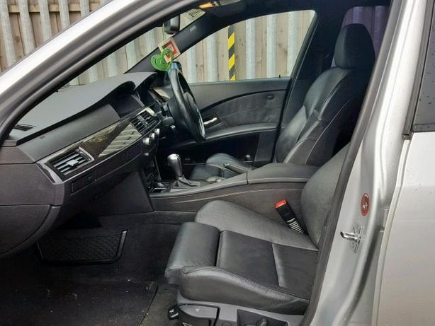 BMW E61 E60 M PAKIET elementy wnętrza