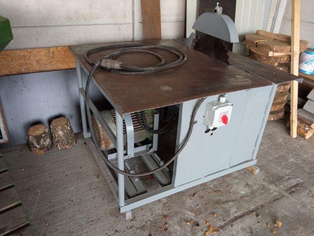 Piła stołowa - krajzega, 11 kW, ciężka.