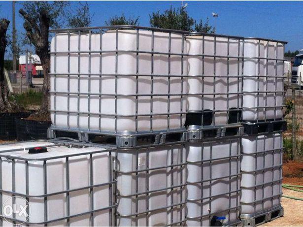 Contentores depósitos tanques cubas icbs 1000 litros