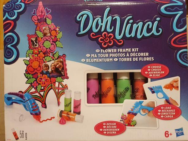 PlayDoh Doh Vinci - wieża kwiatowa - nowa