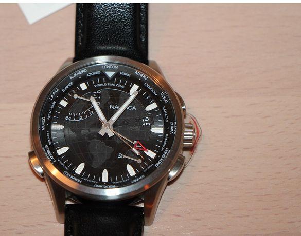 Zegarek męski TIMEX Nautica Shanghai World Time NAPSHG001.