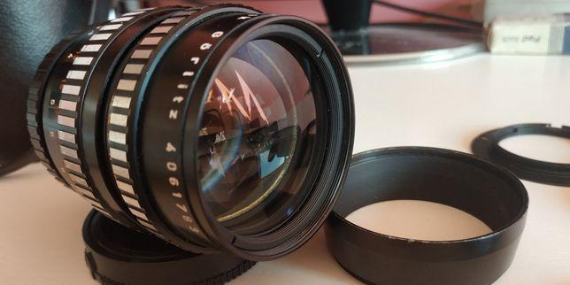 Meyer Optik Orestor 135/2.8 M42