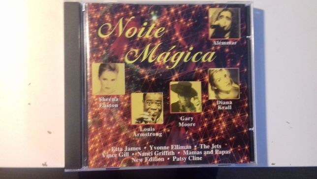 CD Original Noite Magica