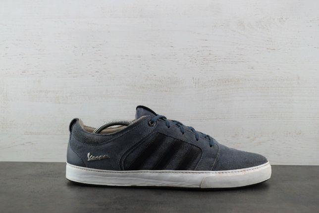 Кеды Adidas Vespa. Замша. Размер 47