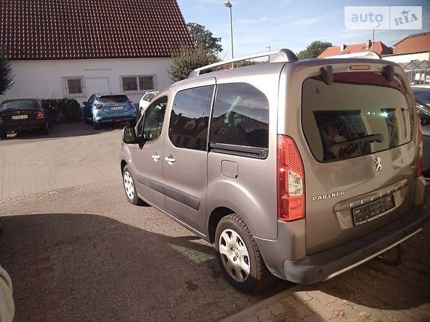 Peugeot partner teyp