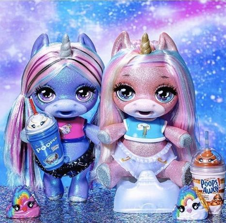 в наличии Poopsie glitter unicorn 3 серия Блестящий Единорог
