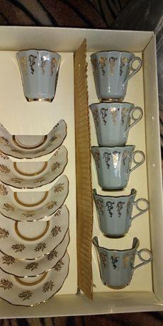 Кофейные чашки с блюдцами СССР