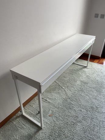 Mesa aparador escritorio ou quarto